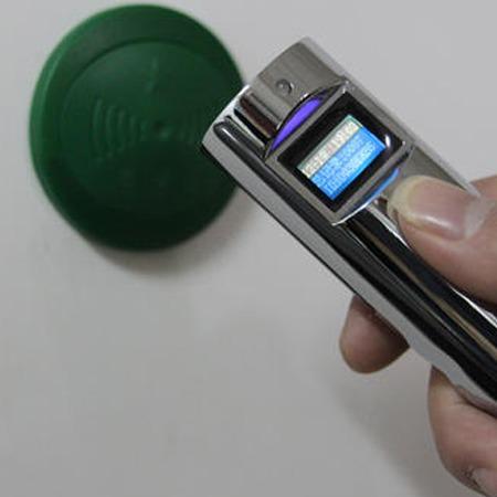 电子巡更棒打点器_巡检记录仪器_望卓科技