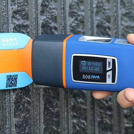电子巡更棒打点器 保安巡逻打点棒 实时巡更机 巡检记录仪器 巡更系统望卓科技