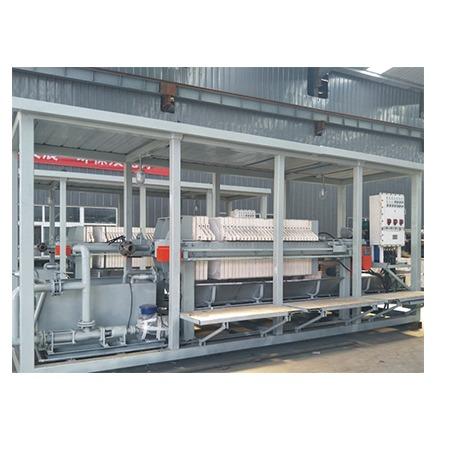 隔膜压榨压滤机-车载压滤机-质量可靠-固液分离-清洗方便-鑫创机械