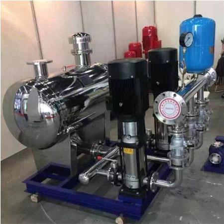 无负压供水设备普铭电气厂家定制规格齐全