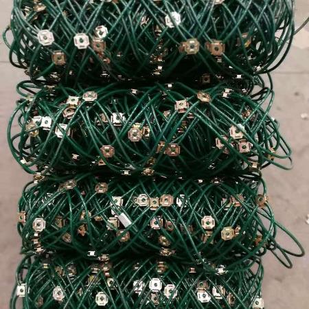 主动被动边坡防护网SNS柔性钢丝安全网高速路山体滑坡落石防护网