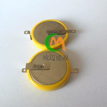 设备主板电池CR2450焊脚电池