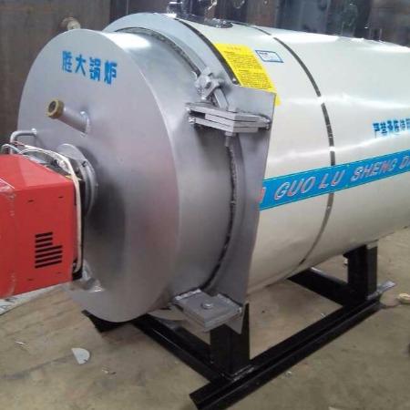宾馆热水锅炉选型方案CLHS0.23-90/70-Q燃气热水锅炉1台 没有水垢的锅炉