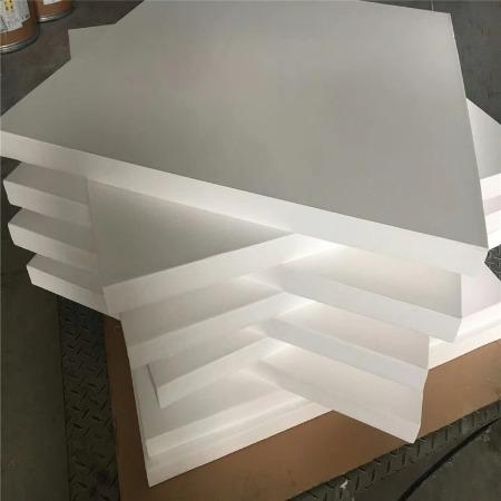 塑料王棒 白色聚四氟乙烯板棒 PTFE四氟板棒 特氟龙  铁氟龙棒板加工零切定制