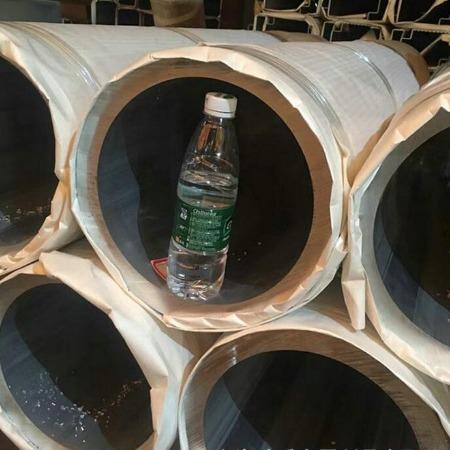 挤压无缝铝管 6063/6061铝合金圆管 光滑小铝管 精准切割加工
