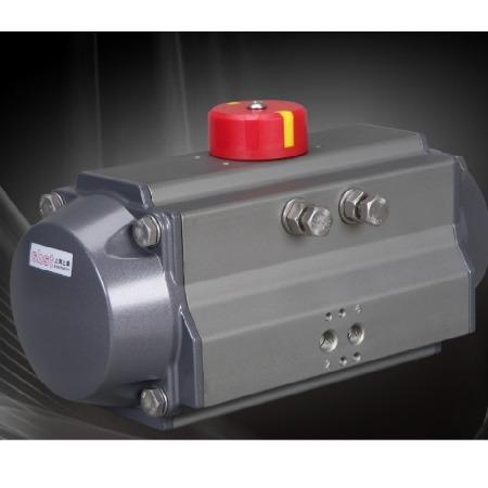 华尔士 执行器 DR/SC执行器系列 新型阀门气动执行器齿轮齿条式 阀门气动执行器源头厂家