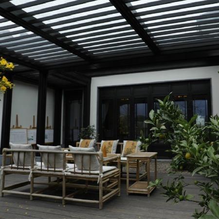 青岛复古铝合金门窗 仿古窗中式 仿古门窗工程厂家 穆得森勒