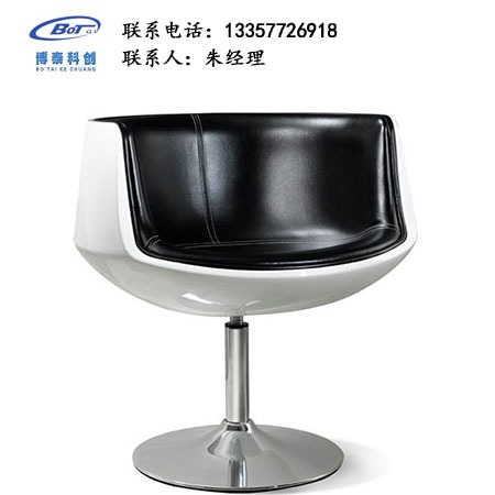 南京办公家具 新款北欧风格创意塑料休闲椅  餐椅多色组合塑料洽谈椅