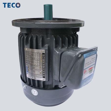 东元TECO全密闭铸铁外壳电机 铸铁电机