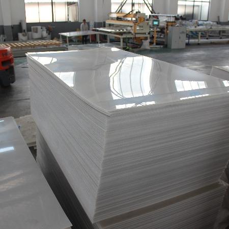 厂家专业制作PP环保设备板材   PP板生产商家  PP板材价格   白色聚丙烯板材