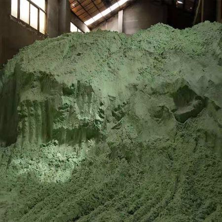 硫酸亚铁 水处理工业级污水处理硫酸亚铁价格
