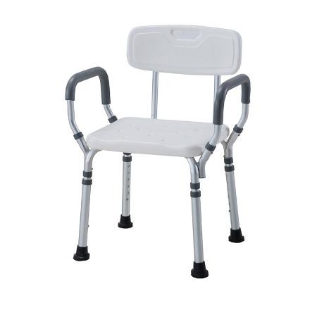 铝合金浴室凳子孕妇洗澡凳沐浴椅淋浴椅残疾人老人洗澡椅子防滑