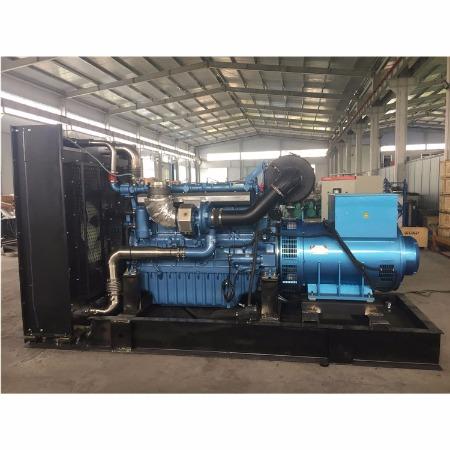 工厂车间常用发电机组 500千瓦柴油发电机组 自启动500KW三相380V