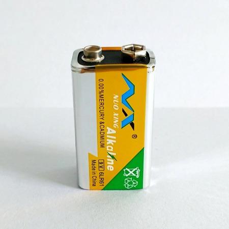 诺星NX6LR61碱性9V560mah电池智能马桶测线仪万用表适用