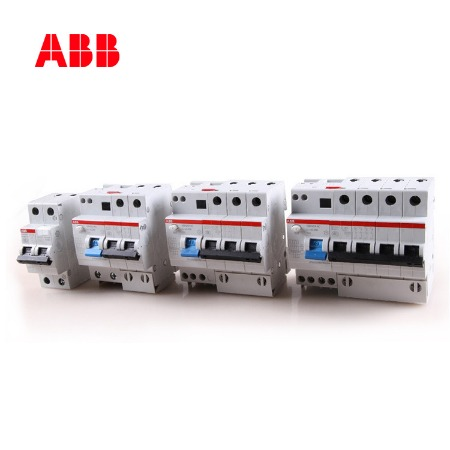 ABB断路器剩余电流动作GSH201 AC-C16/0.03 10105178 漏电断路器