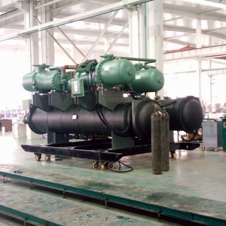 水源热泵机组 大小型水源热泵机组 生产厂家  普铭电气