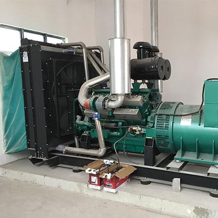 重庆柴油发电机组 静音发电机  选重庆洪聚 更专业
