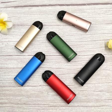 华铂OEM一次性小烟电子烟套装换弹电子烟批发厂家