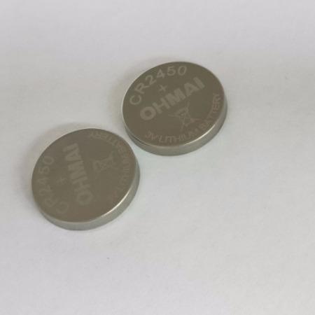 煤矿人员定位识别卡电池CR2450