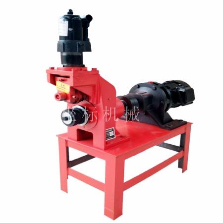 325型不锈钢压槽机 消防管沟槽机 管道滚槽机型号 开槽机