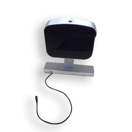 奇屏超短焦电梯投影广告机 三代机磁力感应WIFI联网+远程更换广告
