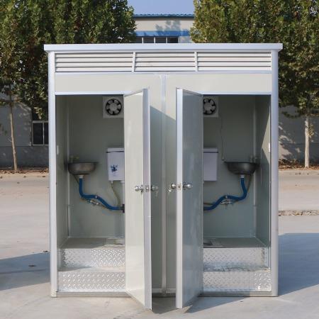 厕所厂家专业生产户外简易环保流动厕所  工地组装活动公共卫生间   品质保证质优价廉