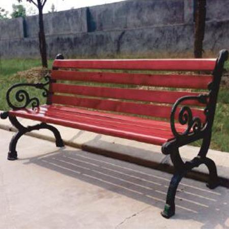成都盛荣公用设施 公园椅生产厂家户外公园椅厂家批发 。