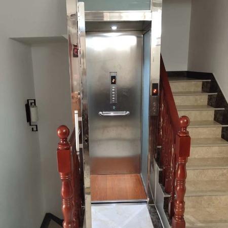 现货家用别墅家用电梯液压家用升降平台别墅小型电梯