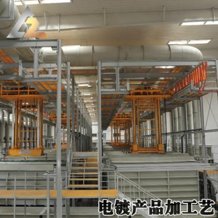 电镀加工锌来料加工内蒙古中创新技术厂家专业电镀