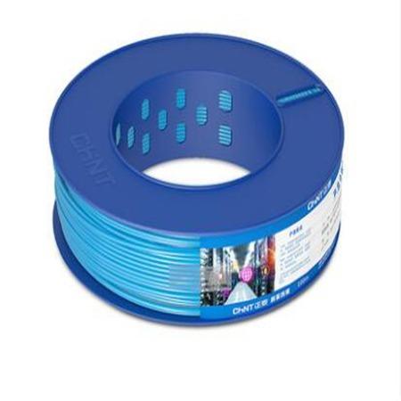 电线家用 电缆家装 硬线阻燃 单铜芯国标1.5铜线10