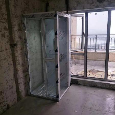 河北家用别墅电梯液压家用升降平台别墅小型电梯厂家供应