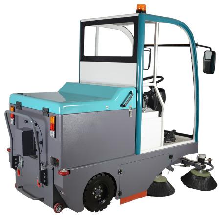 征翔 ZX-1900驾驶式吸尘扫地车 扫地机厂家价格