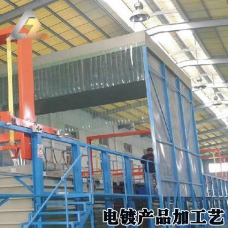 电镀加工铜生产厂家内蒙古中创新技术厂家专业电镀工艺