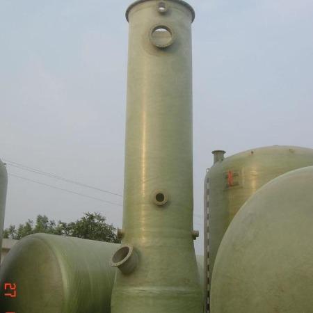 湿式脱硫除尘器  玻璃钢锅炉湿式脱硫除尘器  锅炉湿式脱硫除尘器