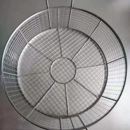 安平圣尔不锈钢网筐网篮 医用消毒筐 实验室烘干消毒筐篮