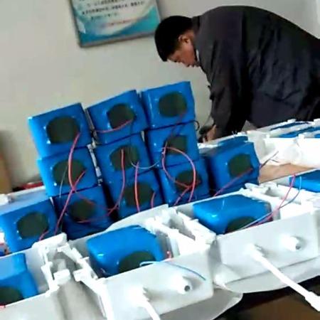 太阳能路灯锂电池多少钱