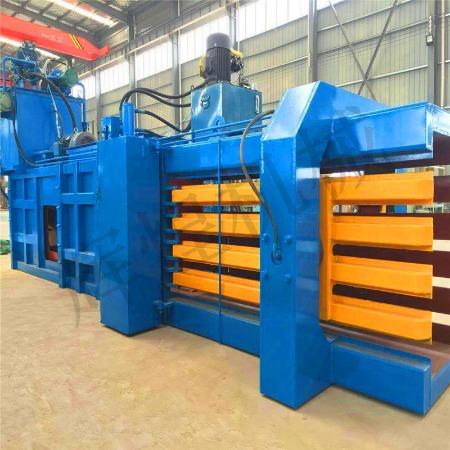 液压废纸打包机械    环保专用产品  纸箱纸皮多功能打包机  厂家直销  价位