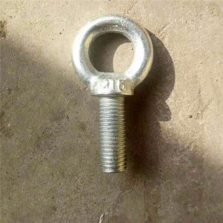 河北厂家供应索具 重型吊环 拉力吊环 吊母 镀锌吊环