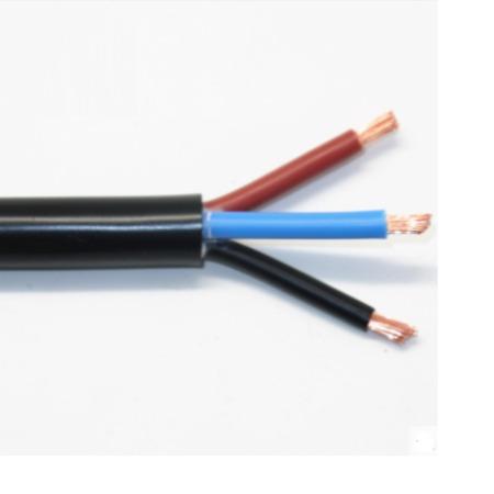 国标护套线 RVV3*4 厂家货源质量保证 国标