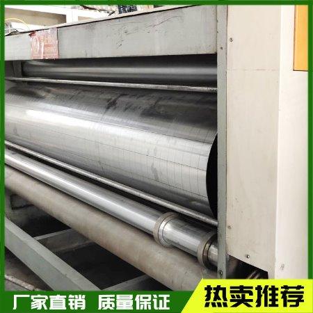 纸箱设备 二手纸箱印刷开槽机 3000x600三色印刷开槽机