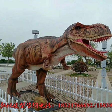 仿真恐龙厂家 恐龙模型制作百米楼盘侏罗纪主题恐龙展出租出售