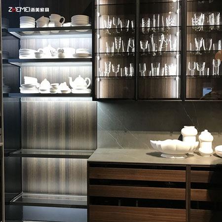 南京定制品牌整木家装别墅豪宅整装家具 商用厨房橱柜卧室全屋定制