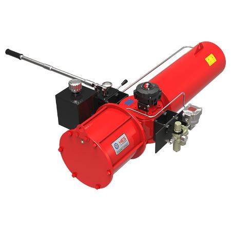 华尔士 HG系列气动执行器及液压执行器专业生产气动阀门执行器可定制高质量