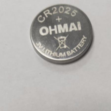 胎压计专用CR2025扣式电池