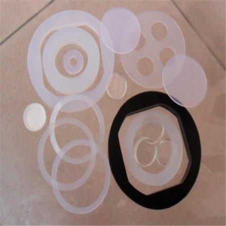 厂家直销6分1寸硅胶活接垫 平垫 法兰垫 非标定做