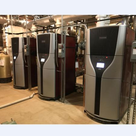 燃气供暖冷凝模块燃气锅炉美鹰锅炉不锈钢锅炉环保低氮锅炉进口品质厂家代理