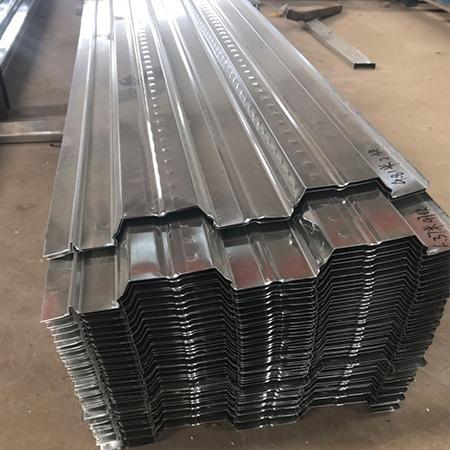 信阳楼承板价格   焦作新型楼承板加工厂就选天志彩钢