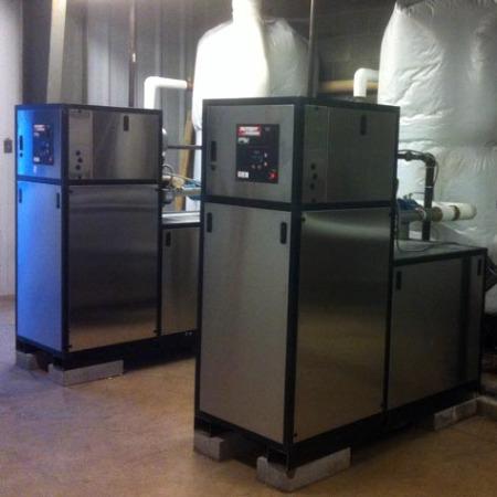 进口模块燃气锅炉美鹰锅炉铜管锅炉环保低氮锅炉进口品质