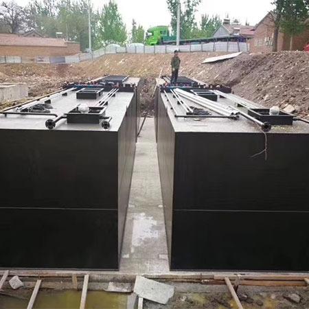 鑫源龙泰 专业厂家 成都污水一体化处理设备 鑫源龙泰