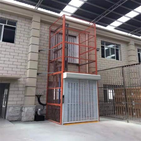 5米升降机价格  亚林直销家用升降平台  液压货梯  3层小型家用电梯